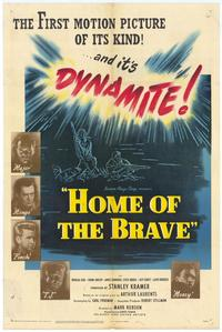 Home of the Brave - 43 x 62 Movie Poster - Bus Shelter Style A
