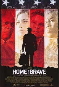 Home of the Brave - 11 x 17 Movie Poster - Style A