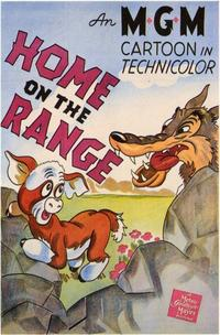 Home on the Range - 11 x 17 Movie Poster - Style A