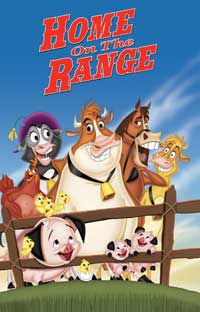 Home on the Range - 27 x 40 Movie Poster - Style C