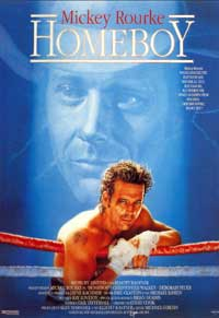 Homeboy - 11 x 17 Movie Poster - German Style A