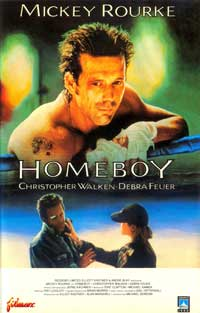 Homeboy - 11 x 17 Movie Poster - Spanish Style A