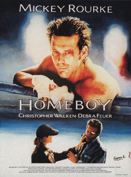 Homeboy - 11 x 17 Movie Poster - French Style A