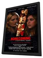 Homecoming - 11 x 17 Movie Poster - Style A - in Deluxe Wood Frame