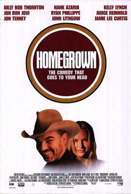 Homegrown - 27 x 40 Movie Poster - Style A