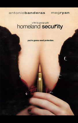 Homeland Security - 11 x 17 Movie Poster - Style A