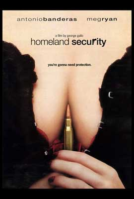 Homeland Security - 27 x 40 Movie Poster - Style A