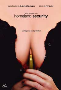 Homeland Security - 43 x 62 Movie Poster - Bus Shelter Style A