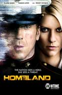 Homeland (TV) - 11 x 17 TV Poster - Style A