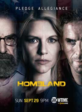 Homeland (TV) - 27 x 40 TV Poster - Style A