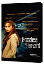 Homeless to Harvard: The Liz Murray Story - 11 x 17 Movie Poster - Style A - Museum Wrapped Canvas