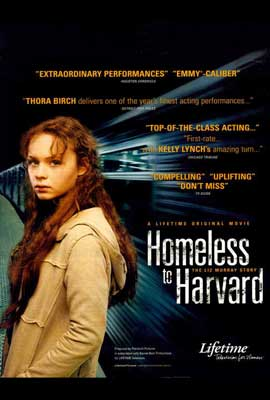 Homeless to Harvard: The Liz Murray Story - 27 x 40 Movie Poster - Style A