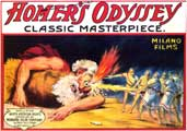 Homer's Odyssey - 43 x 62 Movie Poster - Bus Shelter Style A