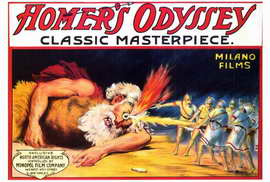 Homer's Odyssey - 27 x 40 Movie Poster - Style A