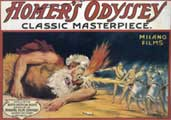 Homer's Odyssey - 11 x 17 Movie Poster - Style A