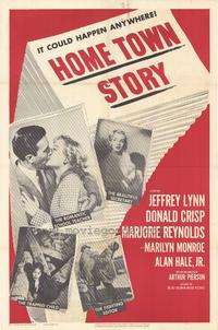 Home Town Story - 27 x 40 Movie Poster - Style A