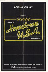 Hometown U.S.A. - 11 x 17 Movie Poster - Style A