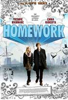 Homework - 11 x 17 Movie Poster - Style A