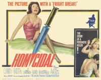 Homicidal - 11 x 14 Movie Poster - Style B