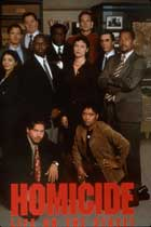 Homicide: Life on the Street - 11 x 17 Movie Poster - Style D