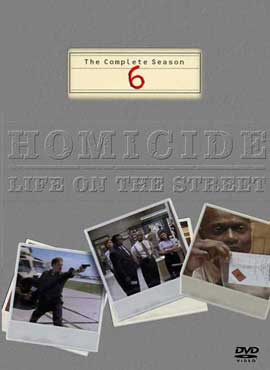Homicide: Life on the Street - 11 x 17 Movie Poster - Style B