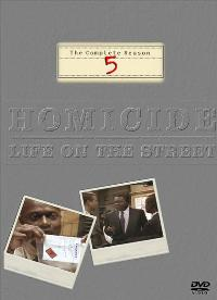 Homicide: Life on the Street - 11 x 17 Movie Poster - Style C