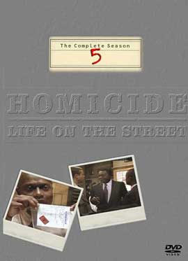 Homicide: Life on the Street - 27 x 40 Movie Poster - Style C