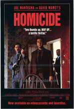 Homicide - 27 x 40 Movie Poster - Style B