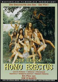 Homo Erectus - 11 x 17 Movie Poster - German Style A