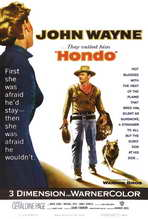 Hondo - 27 x 40 Movie Poster - Style A