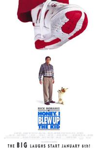 Honey, I Blew Up the Kid - 27 x 40 Movie Poster - Style A