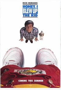 Honey, I Blew Up the Kid - 27 x 40 Movie Poster - Style D