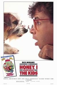Honey, I Shrunk the Kids - 27 x 40 Movie Poster - Style A