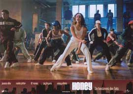 Honey - 11 x 14 Poster German Style B