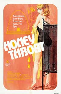 Honey Throat - 11 x 17 Movie Poster - Style A