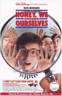 Honey, We Shrunk Ourselves - 27 x 40 Movie Poster - Style A