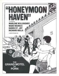 Honeymoon Haven - 11 x 17 Movie Poster - Style A