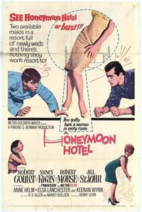 Honeymoon Hotel - 11 x 17 Movie Poster - Style B