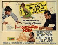 Honeymoon Hotel - 22 x 28 Movie Poster - Half Sheet Style A