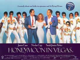 Honeymoon in Vegas - 11 x 17 Movie Poster - Style C