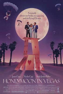 Honeymoon in Vegas - 27 x 40 Movie Poster - Style A