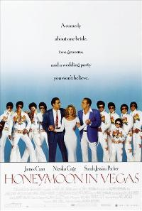Honeymoon in Vegas - 11 x 17 Movie Poster - Style D