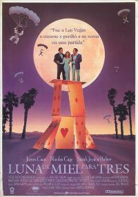 Honeymoon in Vegas - 11 x 17 Movie Poster - Spanish Style A