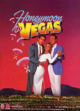 Honeymoon in Vegas - 27 x 40 Movie Poster - Style D