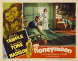 Honeymoon - 11 x 17 Movie Poster - Style B