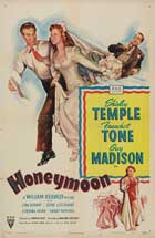 Honeymoon - 14 x 36 Movie Poster - Insert Style A