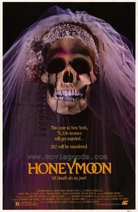 Honeymoon - 27 x 40 Movie Poster - Style A