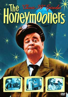 Honeymooners, The (TV) - 27 x 40 TV Poster - Style A