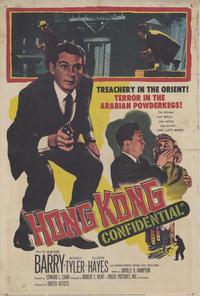 Hong Kong Confidential - 27 x 40 Movie Poster - Style A