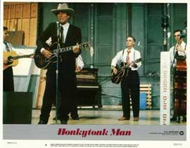 Honkytonk Man - 11 x 14 Movie Poster - Style D